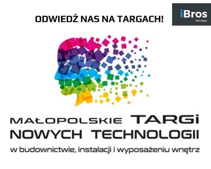 iBros technic na Małopolskich Targach Nowych Technologii 2017